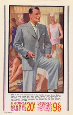i pressed down the mental accelerator. the old lemon throbbed fiercely. i got an idea ― p.g. wodehouse   montague burton catalogue 1934