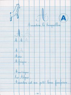 Tracing Letters, Preschool Letters, Preschool Worksheets, Alphabet Letters, Handwriting Worksheets, Handwriting Practice, French Cursive, Maternelle Grande Section, Alphabet Crafts