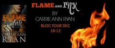 Flame and Ink Blog Tour Carrie Ann
