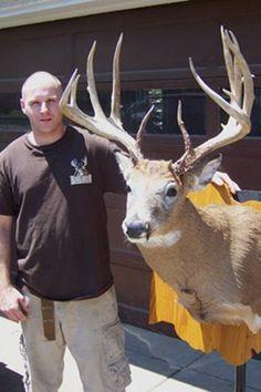 Another 200-inch buck killed in Ohio | Deer & Deer Hunting | Whitetail Deer Hunting Tips