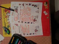 Lettera Santa Lucia, Babbo Natale e Befana 2012