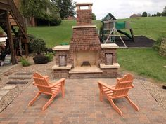 Add a fireplace focal point to that outdoor living space and create an instant WOW factor! http://www.midamericasales.net/#!outdoor-living-products/ou134