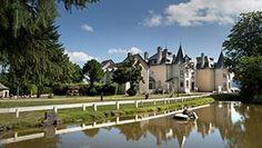 Troisième étape : Hotel et diner au Château d'Orfeuillette Ride Paris - Grimaud #HDGrimaud Harley Experience Ride #grimaud2014 #Motocycles #harley #harleydavidson