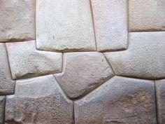 Inca Walls at Sacsayhuaman near Cusco, Peru