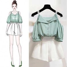 Fashion design sketches 600386194055571431 - Latest casual korean fashion 8965597237 Source by yasminecharrad Dress Outfits, Casual Outfits, Dress Up, Cute Outfits, Pink Dress, Fashion Design Drawings, Fashion Sketches, Fashion Drawing Dresses, Fashion Dresses