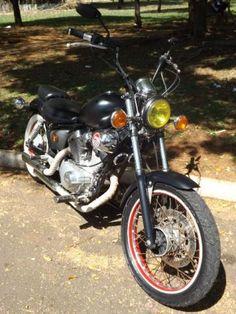 Yamaha Xv Virago 250cc. Bobber. chopper. old school. Troco por moto 125 ou carro…