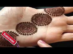 special Design henna Mehndi Made Memories - YouTube