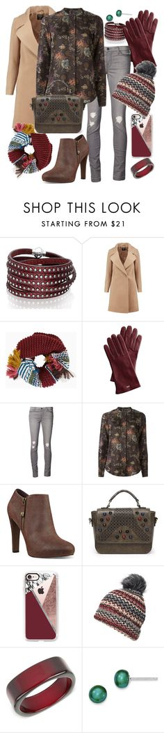 """""""Combo"""" by huxmay ❤ liked on Polyvore featuring Sif Jakobs Jewellery, Boohoo, BCBGMAXAZRIA, Mark & Graham, J Brand, Alberto Biani, Nine West, Casetify, Dorothy Perkins and INC International Concepts"""