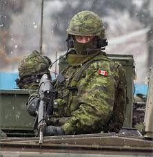 force armée canadienne