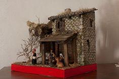 … costruire un piccolo Presepe – Laboratorio Presepistico Sant'Anna