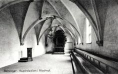 Kapitelsalen, Sct. Mariæ kloster
