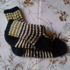 Ponožky tmavomodré s pruhy sez.2020/21 vel. 42-45 Origami, Socks, Origami Paper, Sock, Stockings, Origami Art, Ankle Socks, Hosiery