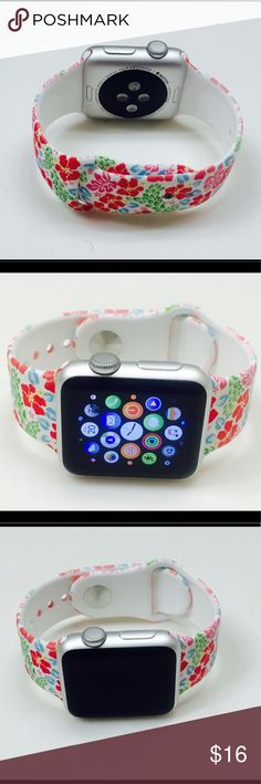 38mm Apple Watch Band (S/M) Brand new 38mm Apple Watch Band (Watch is not included) Great Gift for your friends and Love ones !!! Accessories Watches
