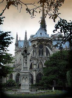 Notre Dame, Paris, France - stunning architecture, fascinating history, wonderful tour!