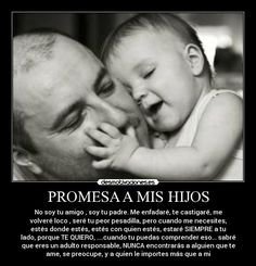 Dad Son, Father And Son, Message To My Son, Papa Quotes, Pablo Escobar, Sad Love, Spanish Quotes, Beach Pictures, Kids And Parenting