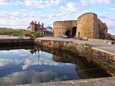 Beadnell Harbour by Phil B