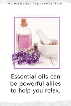Want a healthier way to deal with stress and tension? Use the power of essential oils to relax, destress, and unwind. Click the link to try it now.