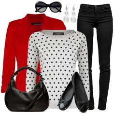 MaxMara Weekend Polka Dot Embellished Sweater