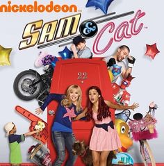 SAM & CAT... One of my new favorite tv shows,... Don't judge me! lol <3