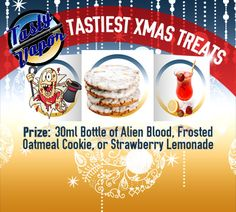 Tastiest Xmas Treats enter at http://virl.io/yigqADP
