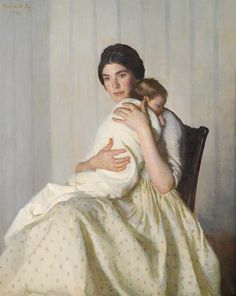 View The mother by Marie Danforth Page on artnet. Browse upcoming and past auction lots by Marie Danforth Page. Paintings I Love, Beautiful Paintings, Les Fables, Mary Cassatt, Portraits, Portrait Art, Madonna And Child, Mother And Child, Mothers Love