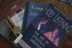 Today's post is part of the series: Seeking Help Through the Faith Shifting Process. This resource list of books on spiritual direction and the contemplative way was compiled from suggestions given to me by my blog and Facebook followers. A special thank ...