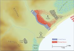 The Battle of Marathon: 490 BC. Military History Monthly Battle Maps