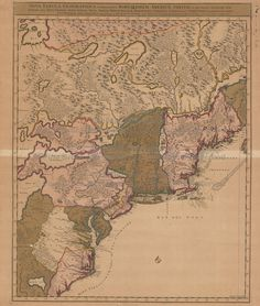 18 best United States Old Maps images on Pinterest   Antique maps ...