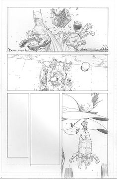 Frank Quitely – Doing The Batusi Comic Book Layout, Comic Book Pages, Comic Book Artists, Comic Artist, Best Comic Books, Comic Books Art, Comic Panels, Dark Knight, Storyboard