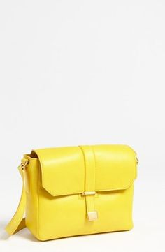 Marc by Marc Jacobs Women's Natural Selection Mini Messenger Bag, Lightning Bolt, One Size