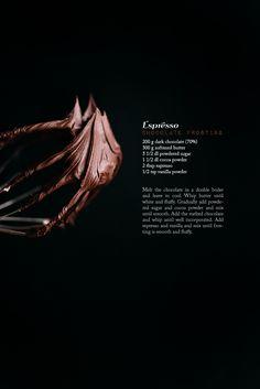 Expresso chocolate frosting mmmmmm !