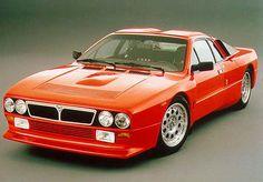 Lancia 037 Stradale, 1982