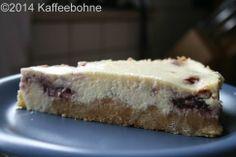 Ich backs mir: New York Cheesecake #ichbacksmir #kaesekuchen
