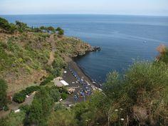 Spiaggia dell'Asino Vulcano