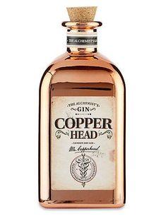 Copperhead Gin - Single Bottle   M&S