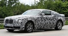 Spyshots: Rolls Royce Ghost Coupe or Corniche