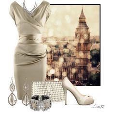 """""""Dressed for a Party"""" by christa72 on Polyvore"""