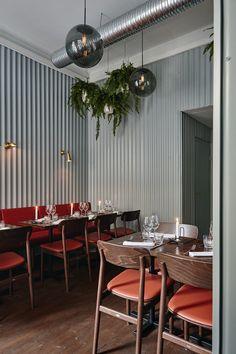 OX Restaurant in Helsinki by Joanna Laajisto - NordicDesign