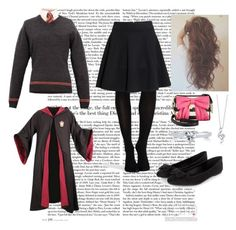 """Arabella's Uniform (Year 2)"" by zamarripachristina-1 ❤ liked on Polyvore featuring moda, SPANX, H&M, BERRICLE e Betsey Johnson"