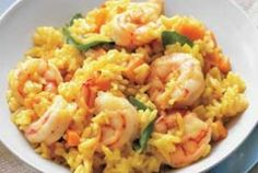 "This is the most excellent kind of dish any one would like. ""Rice and Shrimp Recipe ""is loved by  thousands of food lovers around the world."
