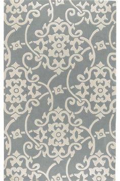 gray rug // grey rug