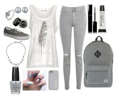 """""""Grey"""" by annakilts on Polyvore"""