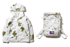 """THE NORTH FACE PURPLE LABEL 2012 Fall/Winter """"WHITE"""" Collection."""