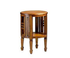 Mesa licorera en madera de mindi Star