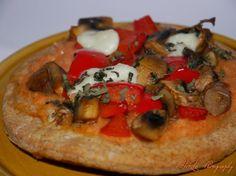 Superfood - supergood? Heerlijke pizza ! http://superfood-supergood.blogspot.fr/