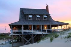 Neal-Moore-Vodrey Cottage Nags Head