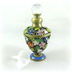 Indigo Blue Moroccan Style Perfume Bottle Swarovski Crystals Floral French Mo... Sparkling Collectibles,http://www.amazon.com/dp/B0069WFV9I/ref=cm_sw_r_pi_dp_.Zzztb05G5H0ZCDG