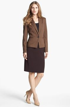 tailored executive business casual