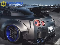 High end para super carros GTR R35 estilo lb