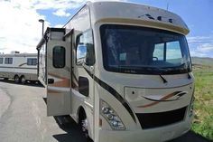 2016 New Thor Motor Coach ACE EVO27.1 Class A in Colorado CO.Recreational Vehicle, rv, 2016 THOR MOTOR COACH ACEEVO27.1, 12V Attic Fan in Bedroom, 12V Attic Fan in Living Area, 15.0 BTU A/C, 24in TV w/DVD Player Combo, 32in Exterior TV, Cabinetry-Sydney Maple, Harmony Exterior, Interior-Silver Lining, Second Auxiliary Battery,
